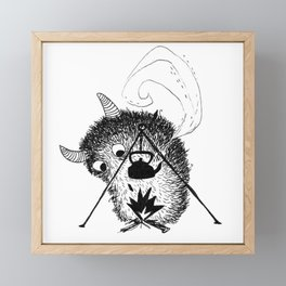 Tea? Framed Mini Art Print