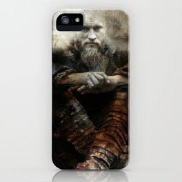 Who said we should be happy iPhone Case