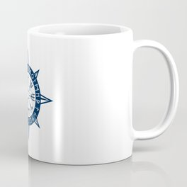 Vegvisir Viking Compass Coffee Mug