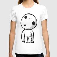 kodama T-shirts featuring Kodama! by BlondieAu