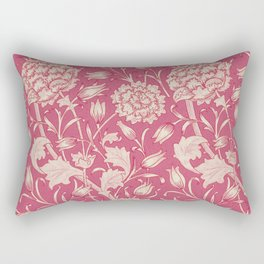 "William Morris ""Wild Tulip"" 3. Rectangular Pillow"