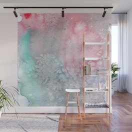 Frost bite Wall Mural