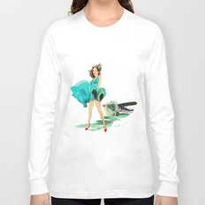Wind Long Sleeve T-shirt