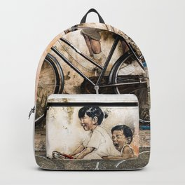 Reflections of Penang Backpack