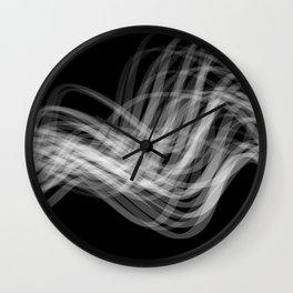 Linear Flow2 Wall Clock