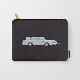 007 Goldfinger | Famous Cars Carry-All Pouch