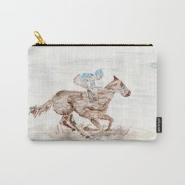 Race Horse, Derby, Kentucky, Carry-All Pouch