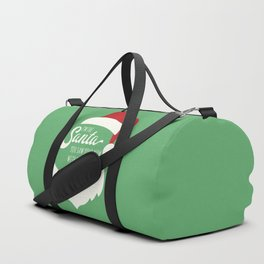 I saw mommy kissing Santa Clause Duffle Bag