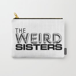 Weird Sisters Carry-All Pouch
