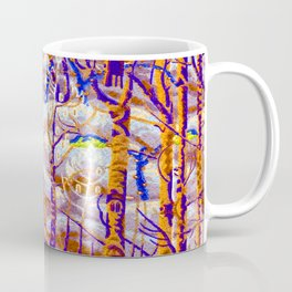 Charles Burchfield The Birches Coffee Mug