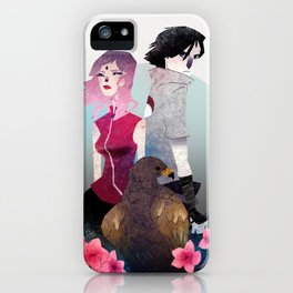 Glory and Gore go hand and hand iPhone Case
