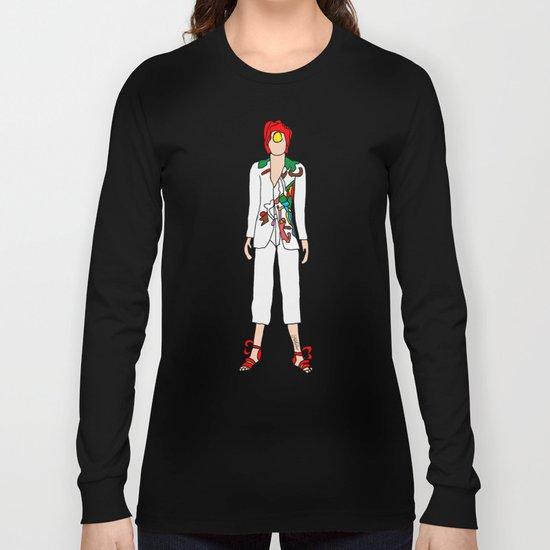 Bowie Fashion 7 Long Sleeve T-shirt