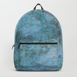 Bohemian Blue Sky Backpack