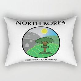 North Korea Brewing Company Rectangular Pillow