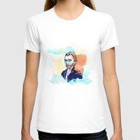 van gogh T-shirts featuring Van Gogh by Jon Cain