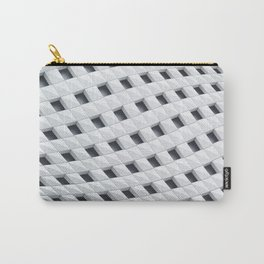 Building Abstract Carry-All Pouch