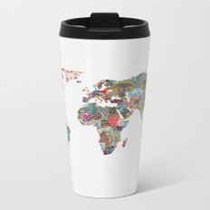 Louis Armstrong Told Us So Metal Travel Mug