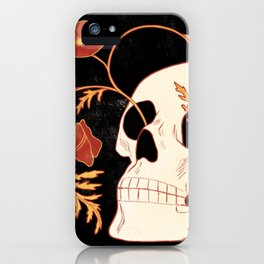 Rebirth and renewal iPhone Case