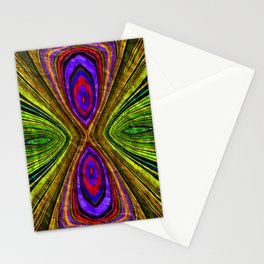 Espace temps Stationery Cards