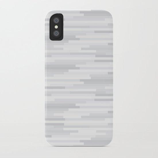 White Estival Mirage iPhone Case