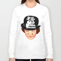 ultraviolence Long Sleeve T-shirts featuring Ultraviolence! by Butcher Billy