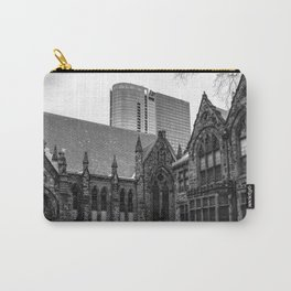 Old and New Carry-All Pouch