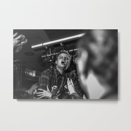 Mac DeMarco Crowdsurfing Metal Print