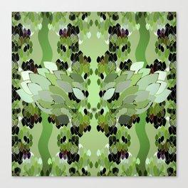 Rainforest Eye Canvas Print