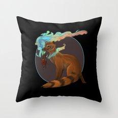 Lunaria Throw Pillow