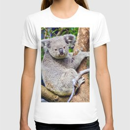 Australian Koala Bear Photo T-shirt