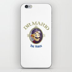 THE VIRUS iPhone Skin