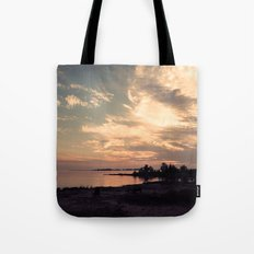 South Bruce Dusk Tote Bag