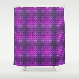 Flex pattern 5 Shower Curtain