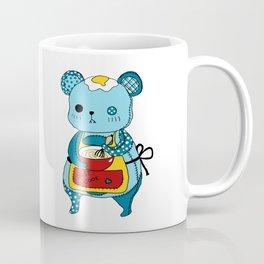 """Kookie"" The Bear Coffee Mug"