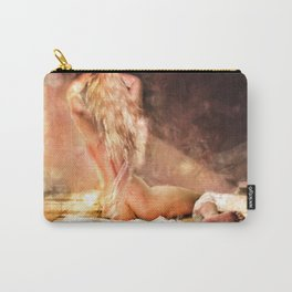 Suspense Carry-All Pouch