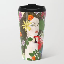 Goddess Amazon Travel Mug