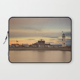 Scituate Harbor Lighthouse Laptop Sleeve