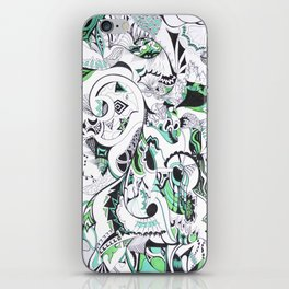 Tripped Out iPhone Skin