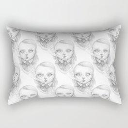 Ectoplasm Rectangular Pillow