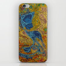 Get Your Game Face On iPhone & iPod Skin
