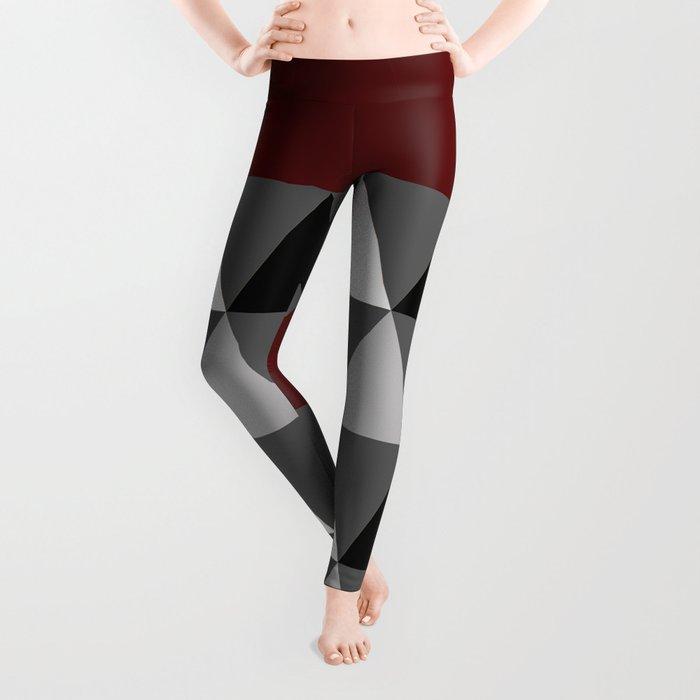 Abstract #403 Leggings