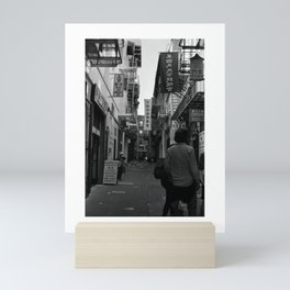 San Francisco Chinatown Mini Art Print