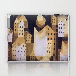 "Paul Klee ""Cold City"" Laptop & iPad Skin"