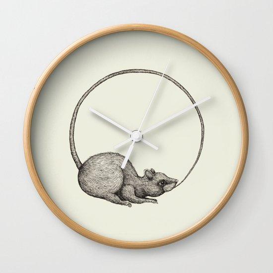'Ouratoros' Wall Clock