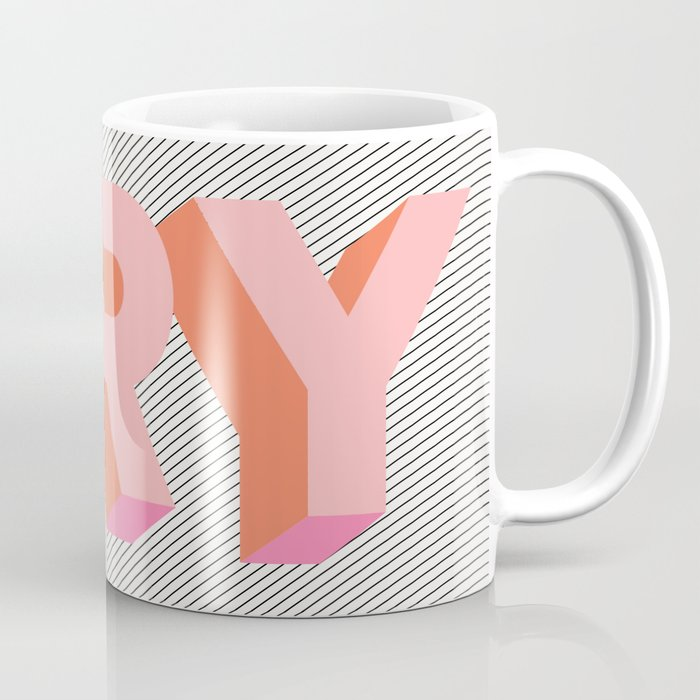 TRY Coffee Mug