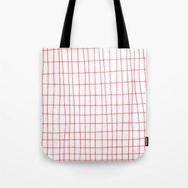 Maths Grid Tote Bag