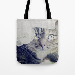 Silly Lily Tote Bag