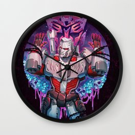 The Changed Man Wall Clock