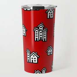 Little Houses Travel Mug