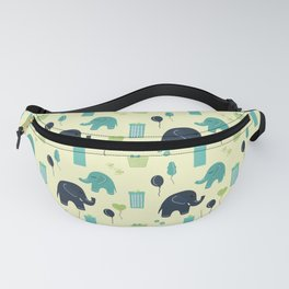 ELEPHANT PARTY Fanny Pack